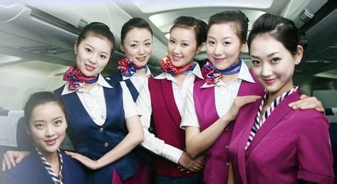 航空专业学生风采