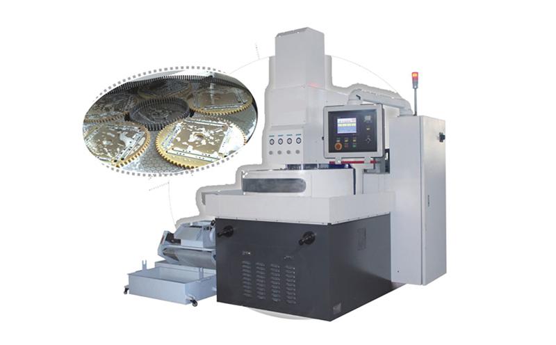 硬質合金雙端面研磨機的特點