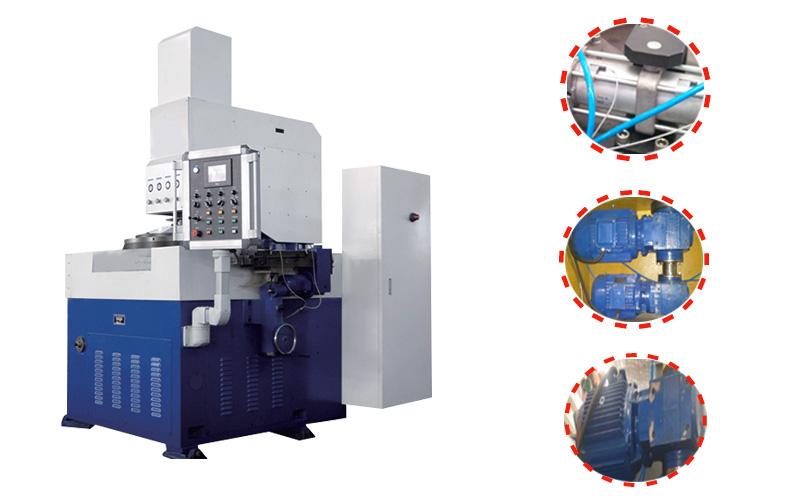 双端面研磨机直径延伸的发展过程