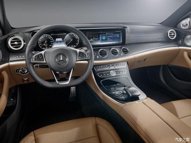 奔驰(进口) 奔驰E级(进口) 2016款 基本型