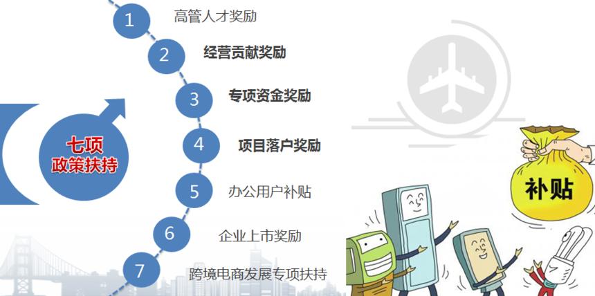 广州空港电商国际产业园图片#机场图片#空港电商国际#物流报关货代#临空经济区