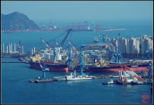 """广州港将建设成数字化港口的""""智慧港口"""""""