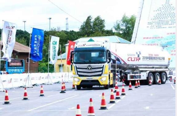 货物运输车 助推中国物流运输全面升级
