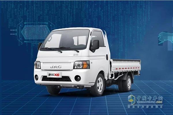 X6(1750mm宽驾驶室)