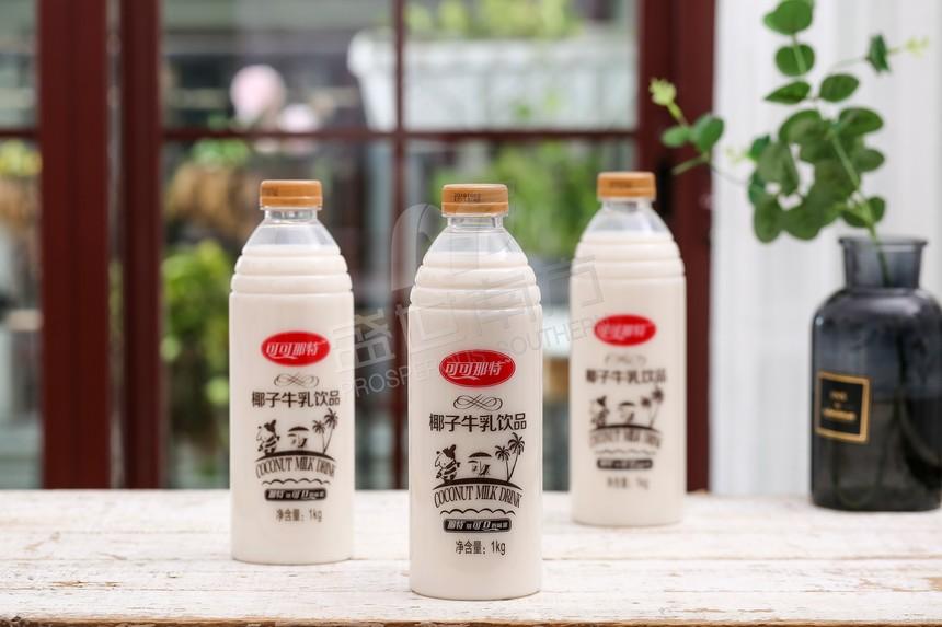 可可那特椰子牛乳饮品