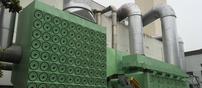 活性炭吸附设备