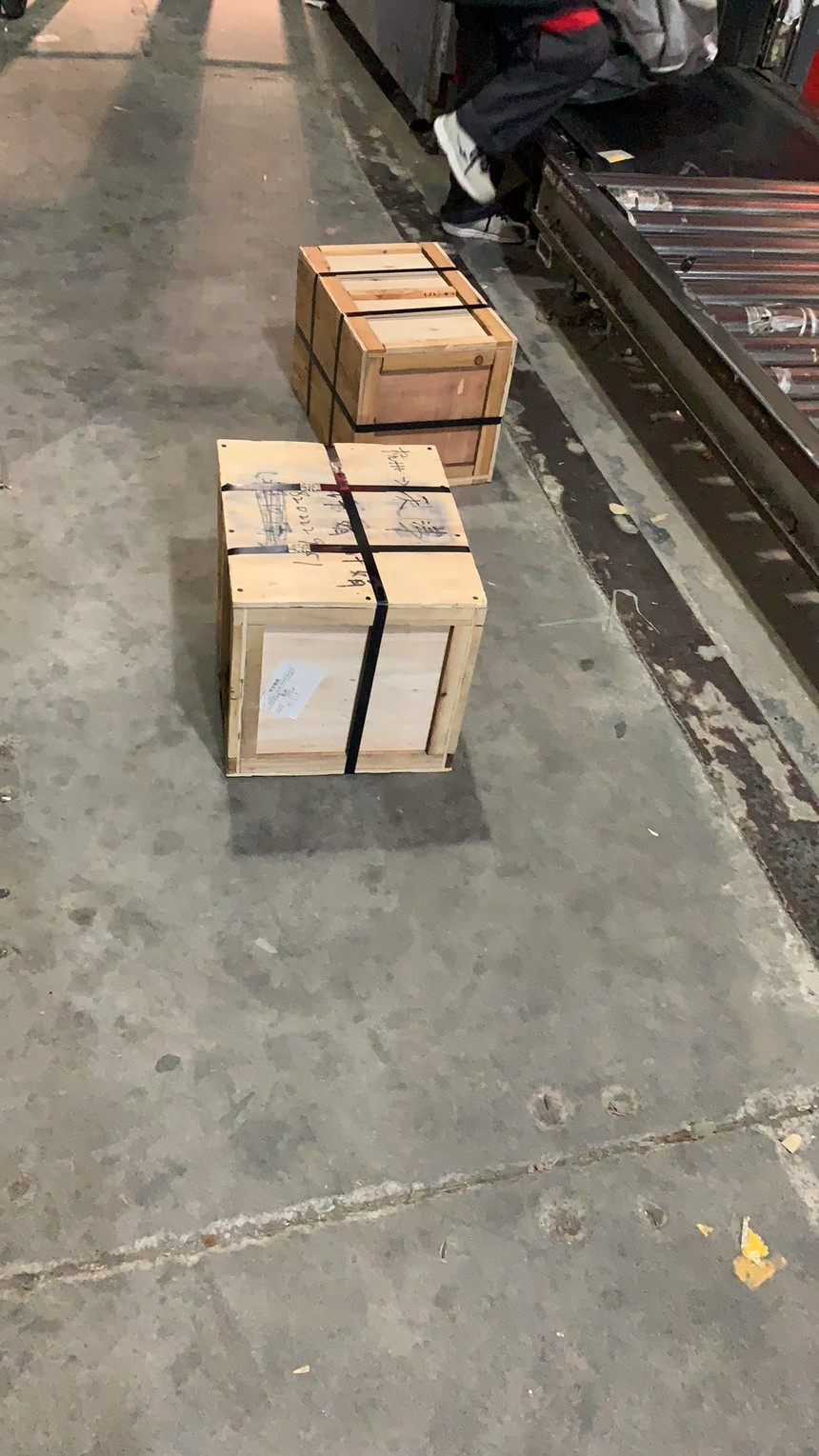 航空货运金华到天津