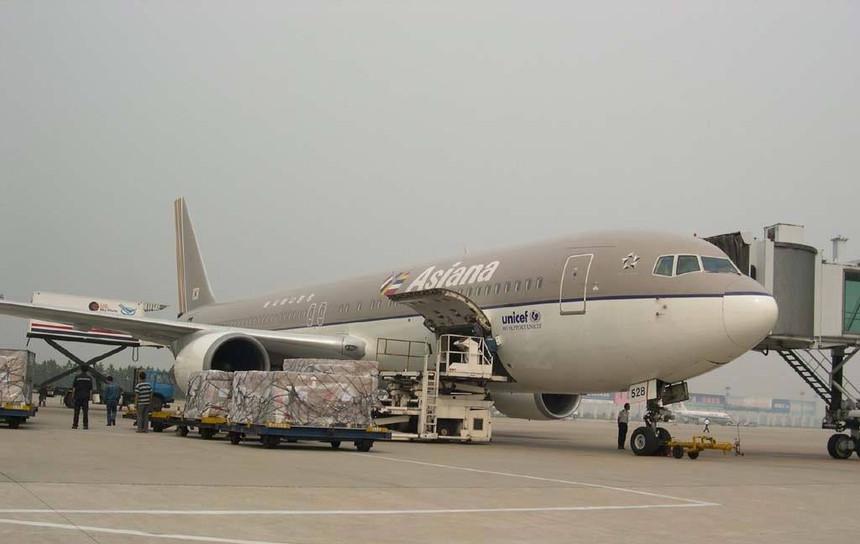 杭州航空货运价格多少