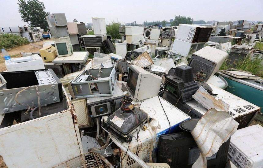 电子废品回收