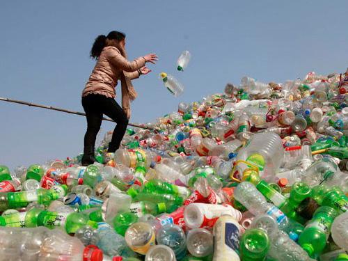 废塑料,废塑料回收,废塑料分类