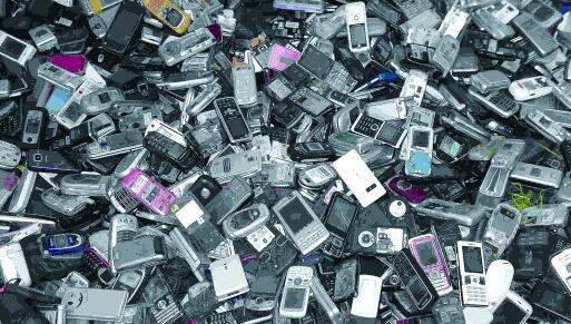 废手机回收