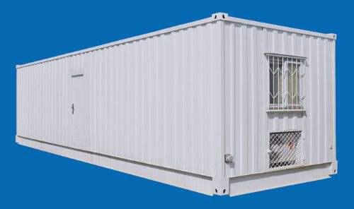 工程類集裝箱應用場景展示