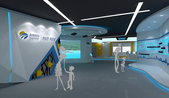 展厅设计效果图