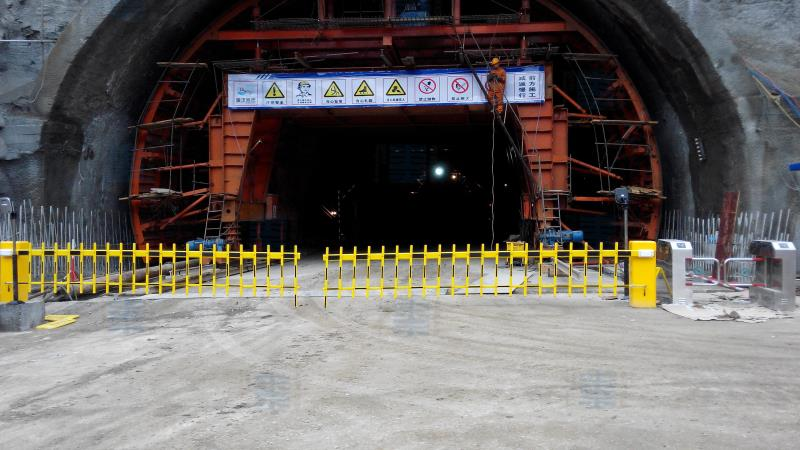 隧道门禁系统,隧道人员管理系统