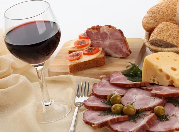 波爾多干紅葡萄酒