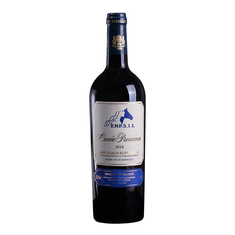 郡马仕普瑞美红葡萄酒