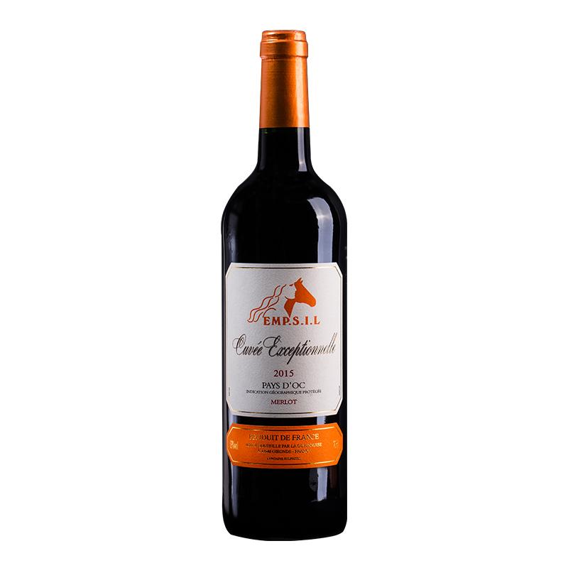 郡马仕伊雪诺红葡萄酒