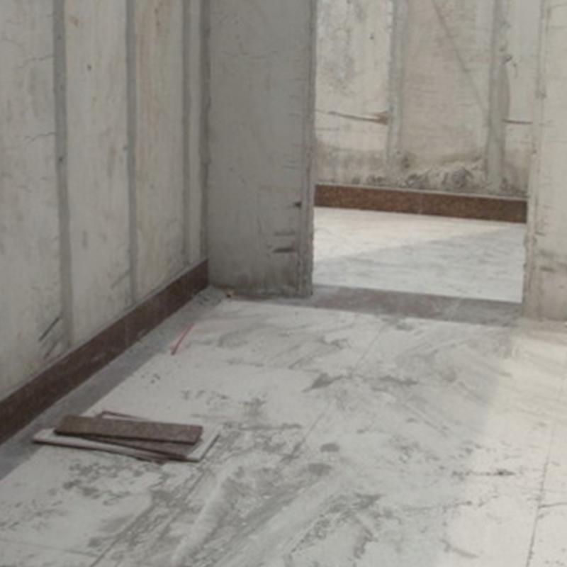 AAC板材多孔墙板