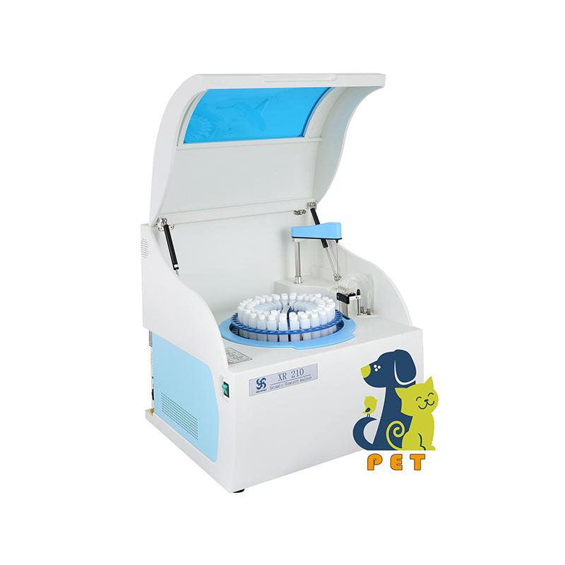 宠物版全自动生化分析仪XR210