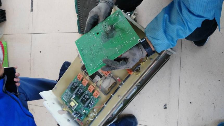 高压变频器维修