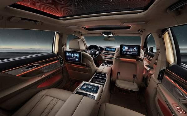 汽车内饰氛围灯有必要吗——内饰氛围灯的作用