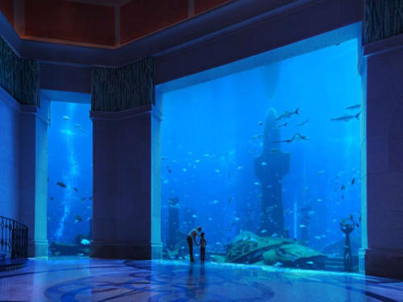 异型亚克力鱼缸,L型亚克力鱼缸
