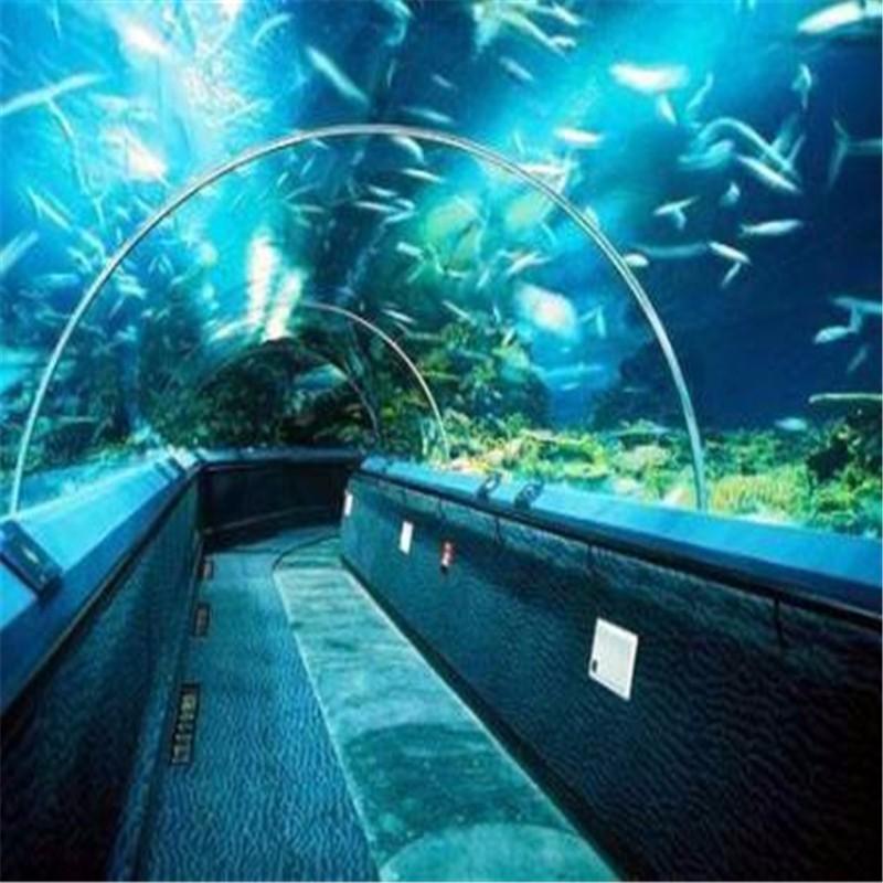 玻璃材质隧道,亚克力隧道
