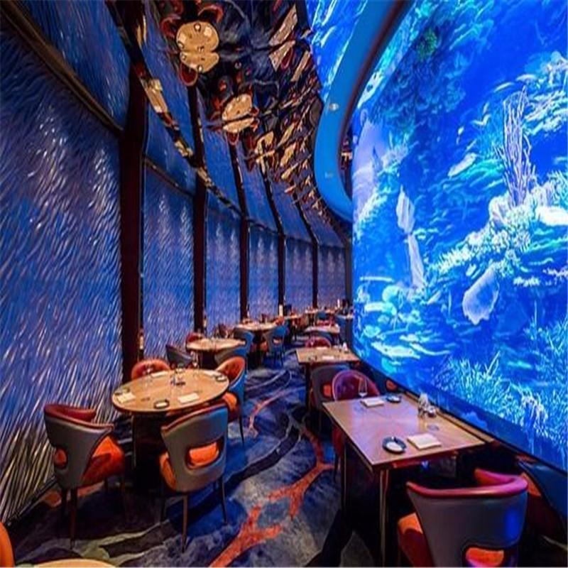 海底餐厅工程