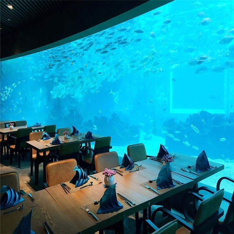 海底餐厅设计
