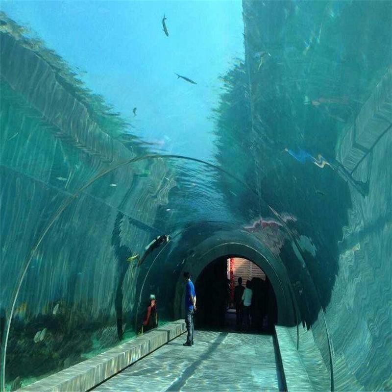 海洋馆海底隧道