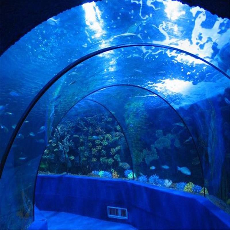 透明亚克力隧道,海底隧道工程
