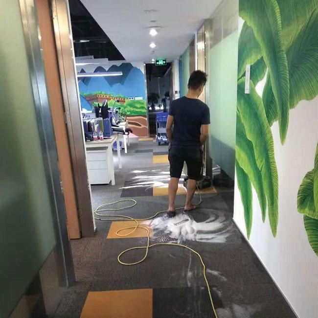 重庆地毯清洗