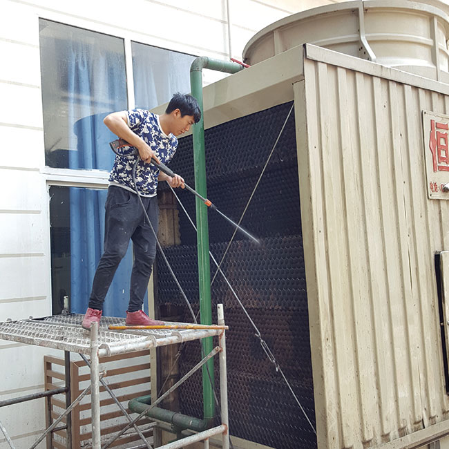 重庆水池清洗