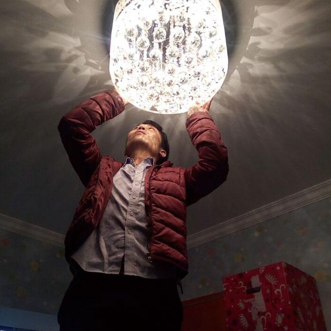 重庆水晶灯清洗公司