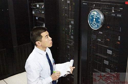 硬件安裝調試服務