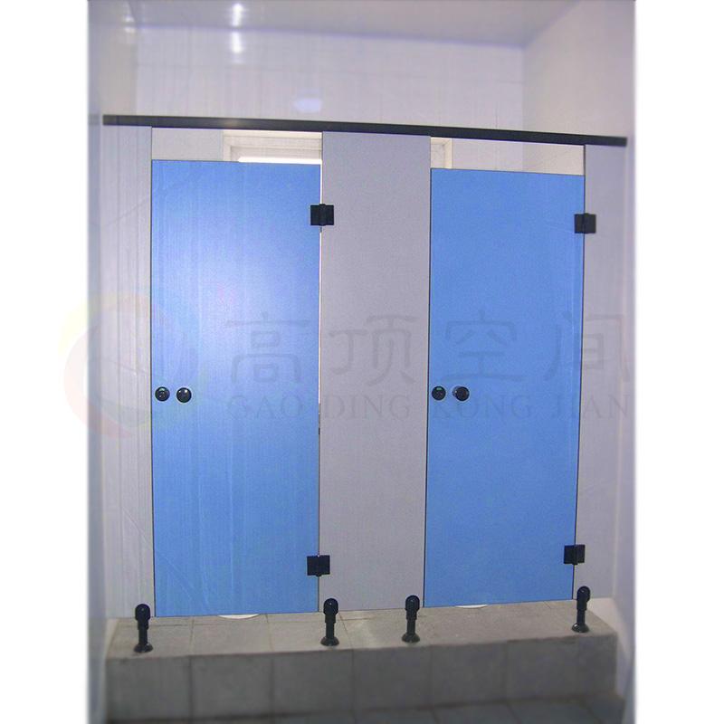 公共洗手间隔断PVC防水系列