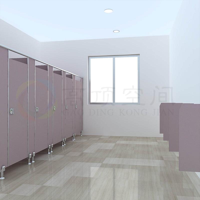 公共洗手间隔断抗倍特系列