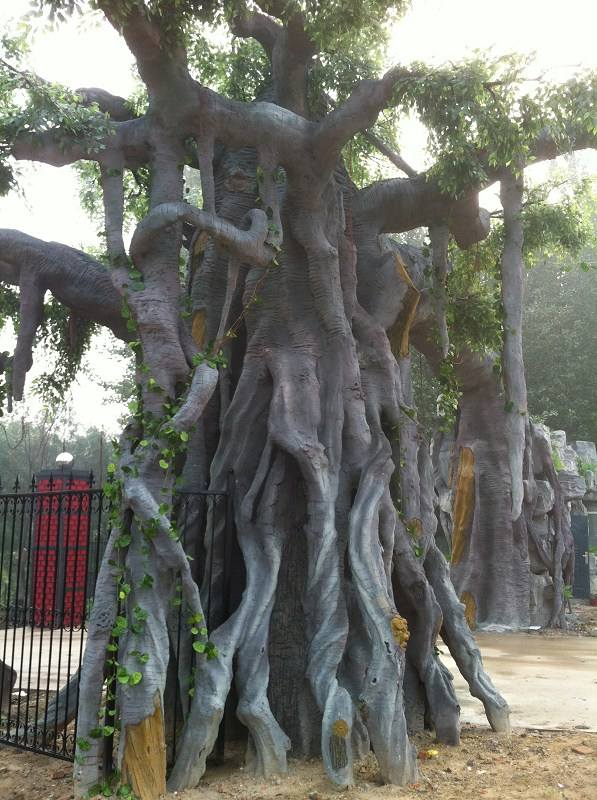 水泥雕塑树.jpg