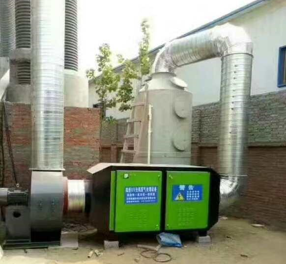 UV光氧催化廢氣處理.png