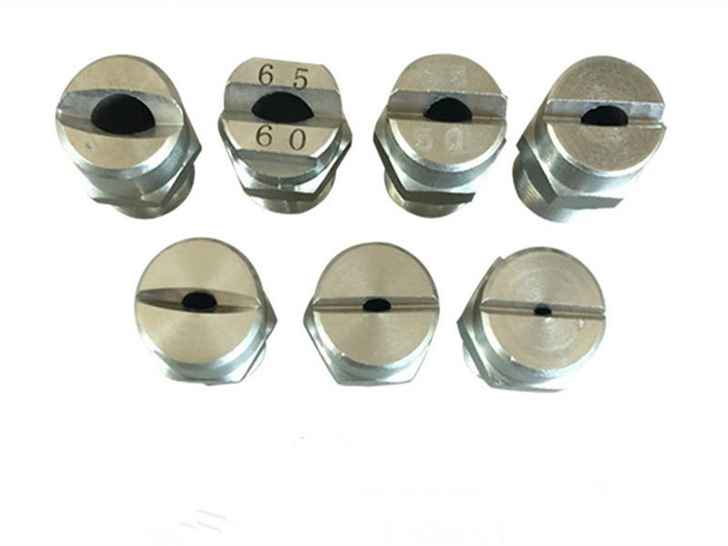 什么是标准扇形喷嘴 标准扇形喷嘴性能特征综合简介