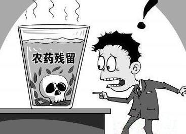 茶叶农药残留检测