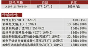 三类25对50对100对非屏蔽电缆参数.png