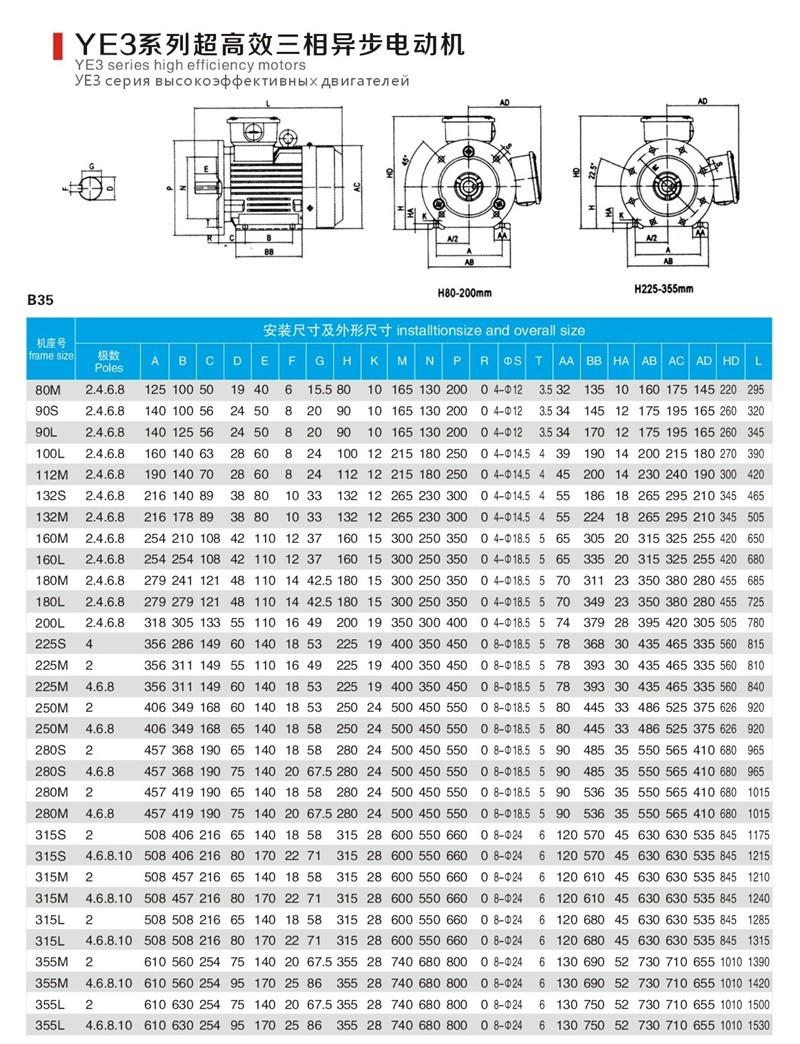 电机660和1140接线图