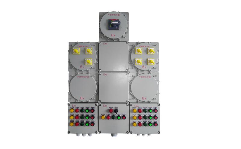 防爆磁力启动器工作原理特点