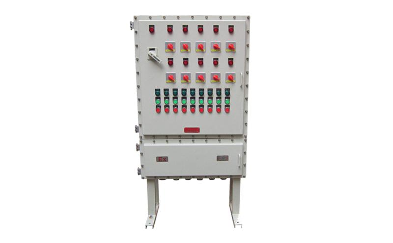 防爆自耦降壓啟動器工作特點