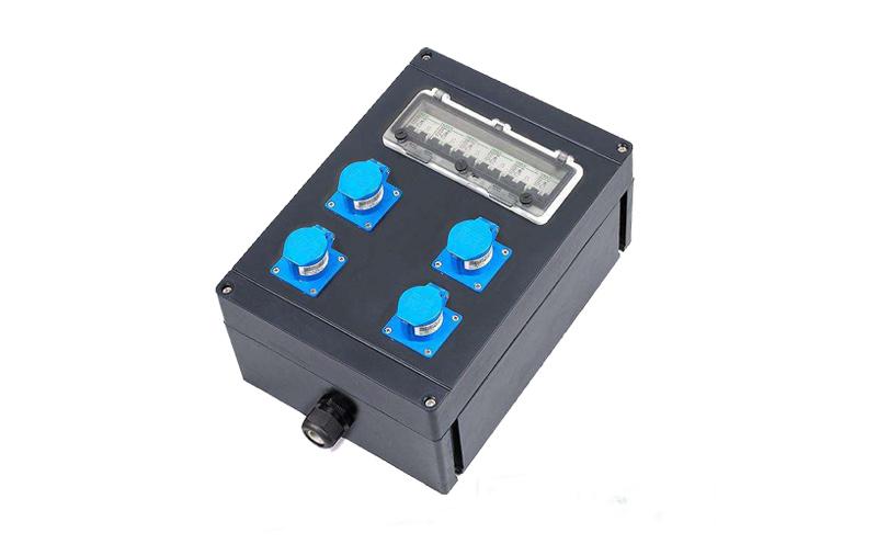 防爆电源插座箱