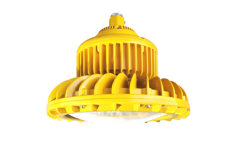 led防爆灯与普通灯具的对比