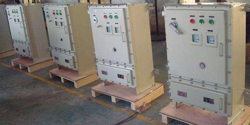 不锈钢防爆配电箱适用领域