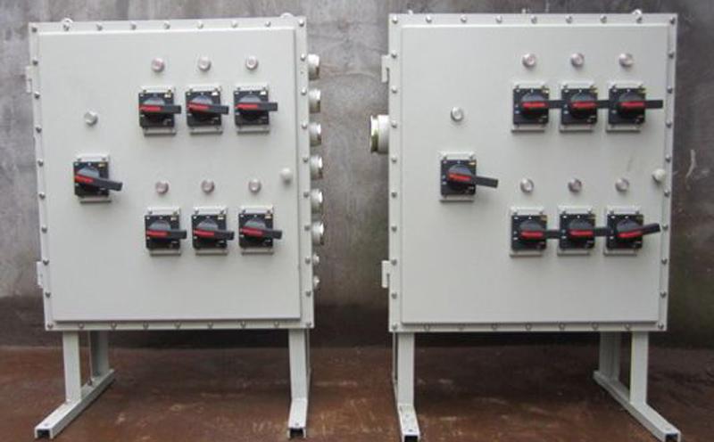 防爆配电箱散热要求