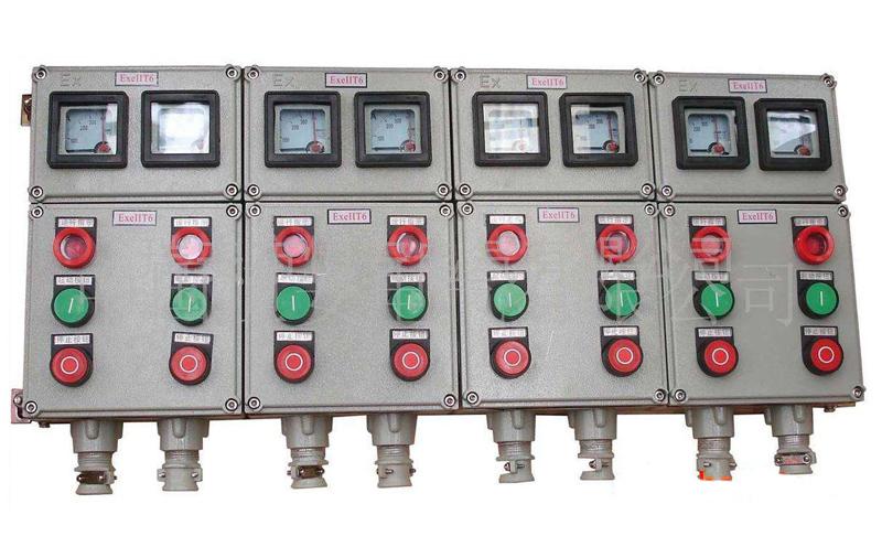 防爆接线控制箱常识